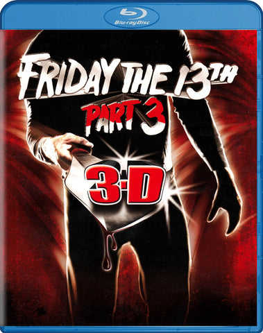 Friday the 13th Part 3 3D (Blu-ray) BLU-RAY Movie
