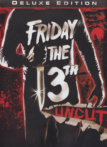 Friday The 13th (Uncut) (Deluxe Edition) DVD Movie