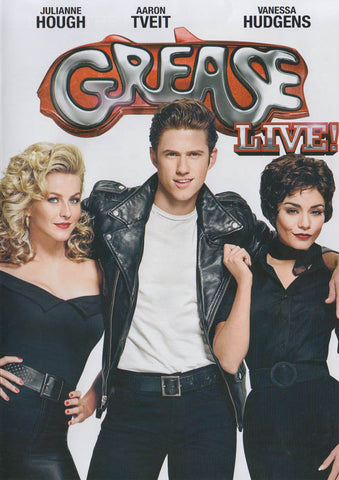 Grease Live DVD Movie