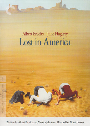 Lost in America - The Criterion Collection DVD Movie