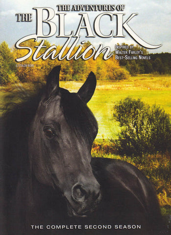 The Adventures Of The Black Stallion - The Complete Second Season (Bilingual) (Boxset) DVD Movie