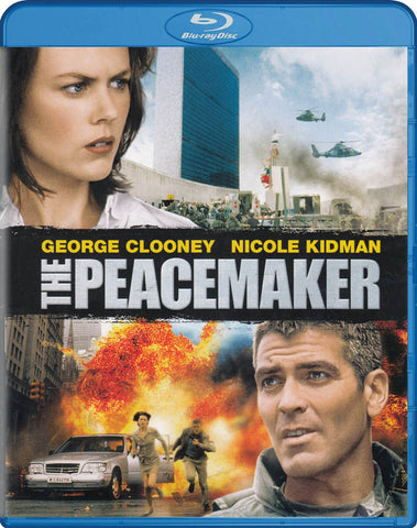 The Peacemaker (Blu-ray) BLU-RAY Movie