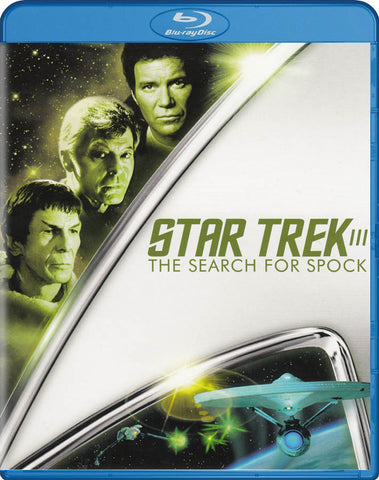 Star Trek III (3) - The Search for Spock (Paramount) (Blu-ray) BLU-RAY Movie