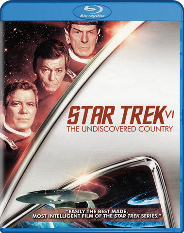 Star Trek VI (6) - The Undiscovered Country (Blu-ray) BLU-RAY Movie