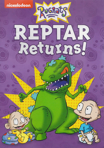 Rugrats: Reptar Returns! DVD Movie