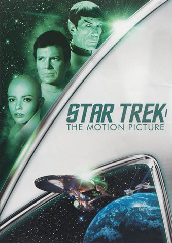 Star Trek I - The Motion Picture DVD Movie