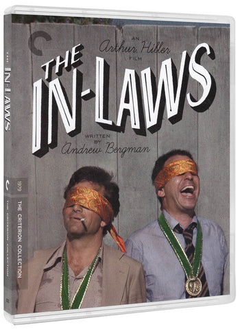 The In-Laws (The Criterion Collection) (Blu-ray) BLU-RAY Movie