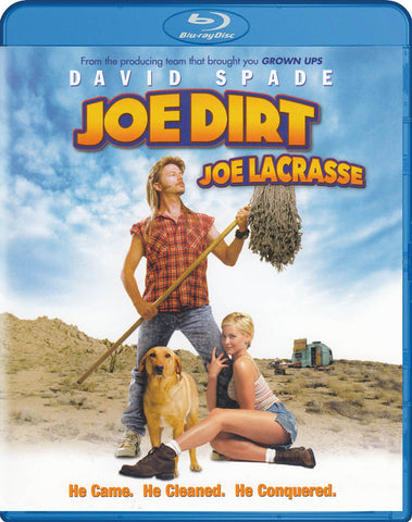 Joe Dirt (Blu-ray) (Bilingual) BLU-RAY Movie
