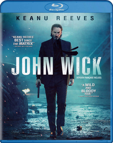 John Wick (Blu-ray) (Bilingual) BLU-RAY Movie