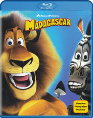 Madagascar (Blu-ray) (Bilingual)