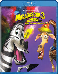 Madagascar 3 - Europe s Most Wanted (Blu-ray) (Bilingual)