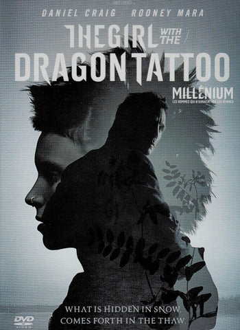 The Girl with the Dragon Tattoo (Bilingual) DVD Movie