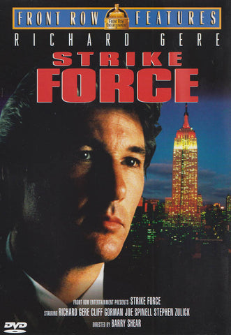 Strike Force DVD Movie