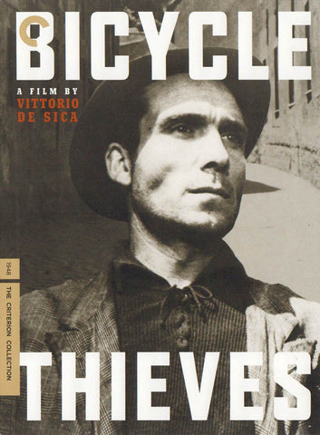 Bicycle Thieves (The Criterion Collection) (Boxset) DVD Movie