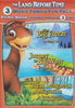 The Land Before Time: The Big Freeze/Journey to Big Water/The Great Longneck Migration (Bilingual) DVD Movie