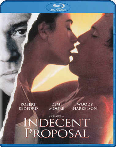 Indecent Proposal (Blu-ray) BLU-RAY Movie