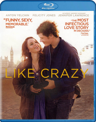 Like Crazy (Blu-ray) BLU-RAY Movie