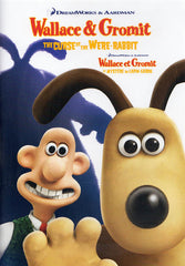 Wallace & Gromit : The Curse of the Were-Rabbit (White Cover) (Bilingual)
