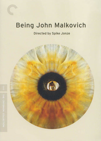 Being John Malkovich (The Criterion Collection) DVD Movie