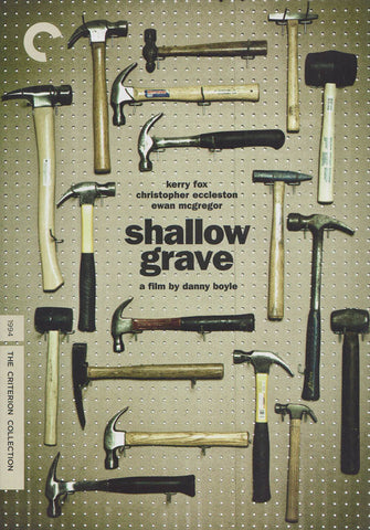 Shallow Grave (The Criterion Collection) DVD Movie