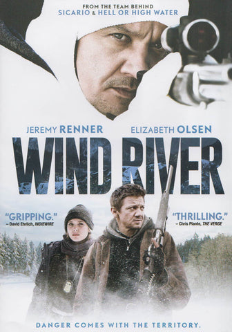 Wind River (2017) DVD Movie