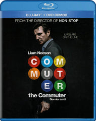 The Commuter (Blu-ray + DVD Combo) (Blu-ray) (Bilingual)