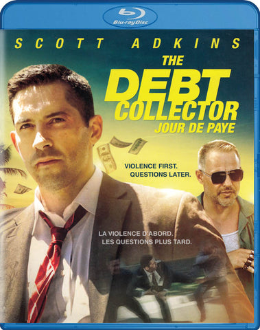 The Debt Collector (Blu-ray) (Bilingual) BLU-RAY Movie
