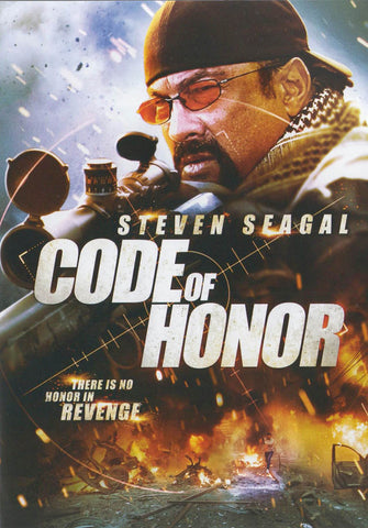 Code Of Honor DVD Movie