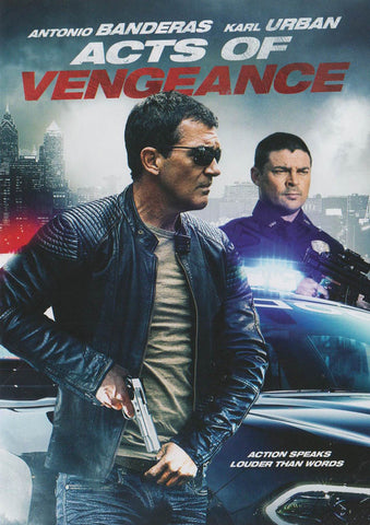 Acts of Vengeance DVD Movie