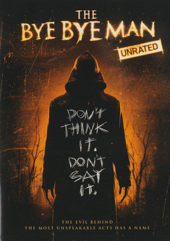 The Bye Bye Man (Unrated) DVD Movie