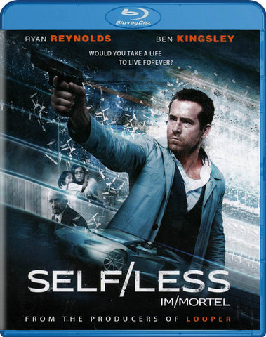 Self / Less (Bilingual) (Blu-ray) BLU-RAY Movie