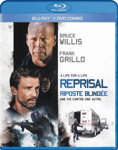 Reprisal (Blu-ray + DVD Combo) (Blu-ray) (Bilingual) BLU-RAY Movie