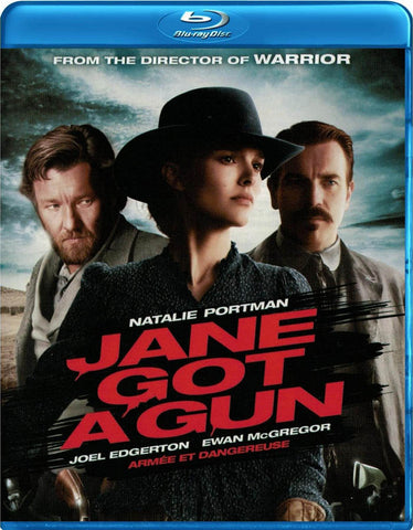 Jane Got A Gun (Blu-ray) (Bilingual) BLU-RAY Movie
