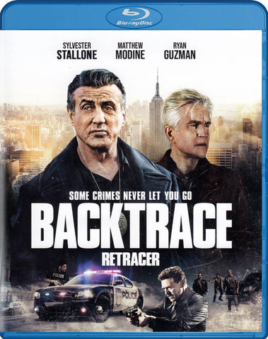 Backtrace (Blu-ray) (Bilingual) BLU-RAY Movie