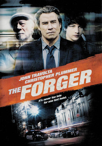 The Forger DVD Movie