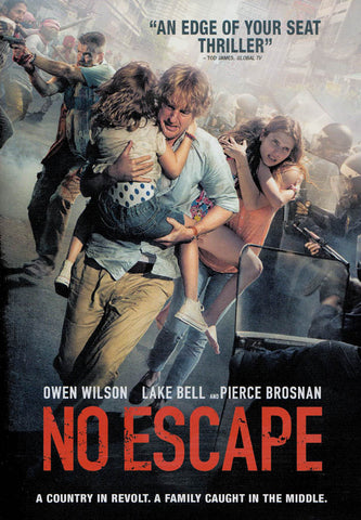 No Escape DVD Movie