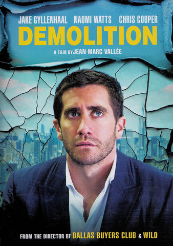 Demolition DVD Movie
