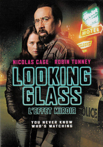 Looking Glass (Bilingual) DVD Movie