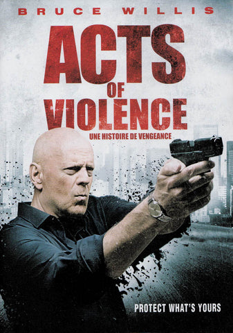 Act of Violence (Bilingual) DVD Movie