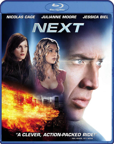 Next (Blu-ray) (2007) BLU-RAY Movie