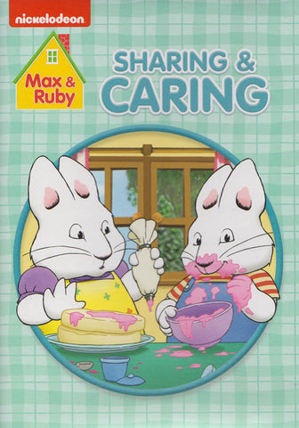 Max & Ruby: Sharing and Caring DVD Movie