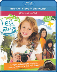 American Girl: Lea to the Rescue (Blu-ray + DVD+ Digital HD) (Blu-ray)