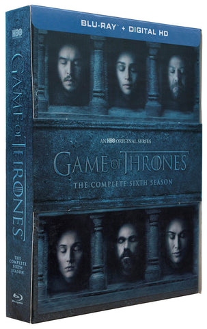 Game of Thrones : The Complete Sixth Season (Blu-ray + Digital HD) (Boxset) (Blu-ray) BLU-RAY Movie
