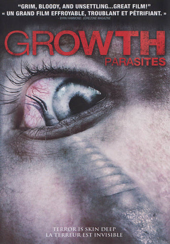 Growth / Parasites (Bilingual) DVD Movie