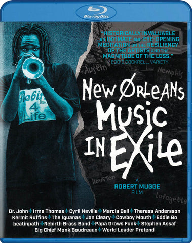 New Orleans Music In Exile (Blu-ray) BLU-RAY Movie
