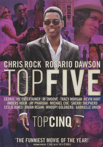 Top Five (Bilingual) DVD Movie