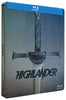 Highlander (Steelcase) (Blu-ray) (Bilingual) BLU-RAY Movie