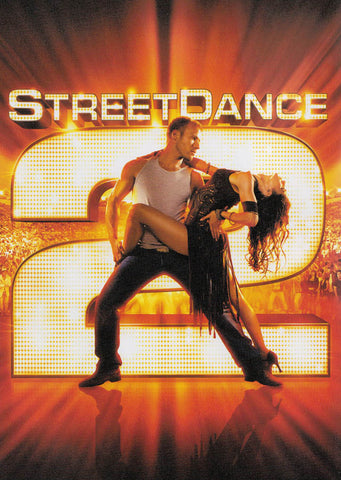 Streetdance 2 (Bilingual) DVD Movie