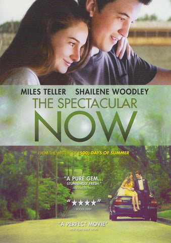 The Spectacular Now DVD Movie