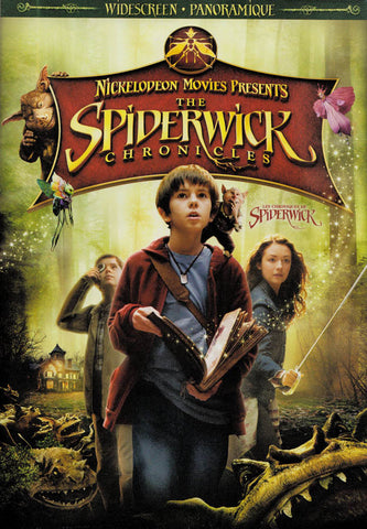 The Spiderwick Chronicles (Widescreen) (Bilingual) DVD Movie